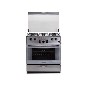 Cocina Gas Licuado 6 Platos CH-9900 Sindelen Silver