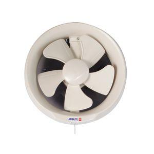 Extractor de Aire Vidrio/Acrílico 8 Watts Wud Airolite Blanco