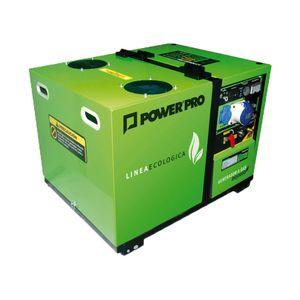 Generador a Gas 4,6 kva DG5000D Power Pro Verde