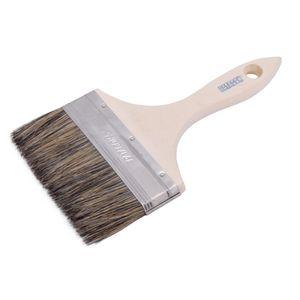 """Brocha Pintura 5"""" Lizcal Natural gris"""