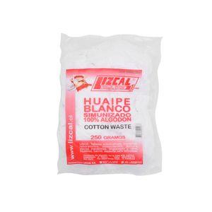 Huaipe Simunizado 250 gr Lizcal Blanco