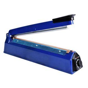 Selladora de Bolsas Sobremesa 30 cm Azul
