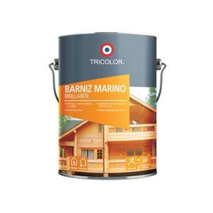 Barniz Marino 1 Galón Profesional Tricolor Nogal
