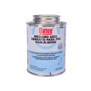 Adhesivo PVC 6'' 237 ml Azul