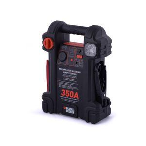 Partidor Auxiliar Portátil 350 amp JS350S Black And Decker Negro