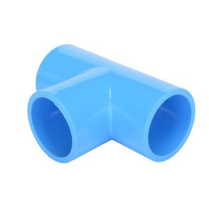 Tee Presión 32 mm Hoffens Azul