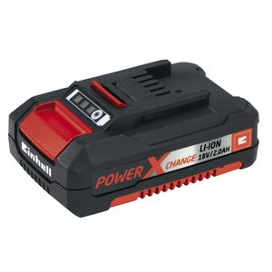 Batería de Repuesto Ion Litio 18 Volt 2,0 Ah Power X Change Einhell Rojo/negro