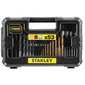Set para Perforar/Atornillar 53 Piezas STA7223-XJ Stanley