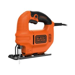 Sierra Caladora 420 Watts KS501 Black And Decker Naranja