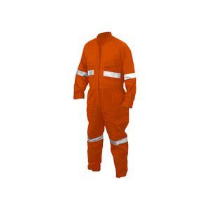Overol Piloto Talla M c/Reflectantes Naranja Gili Naranja