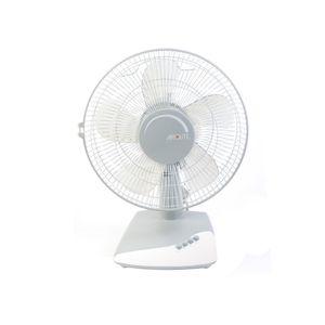 "Ventilador sobremesa 12"" 50 watts airolite Blanco"
