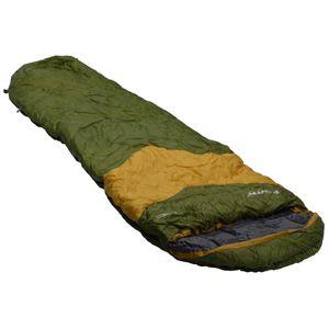 Saco de dormir momia 80 x 230 cm Everest nautika Verde