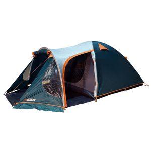 Carpa iglú 5 a 6 personas Indy nautika Azul