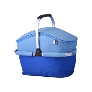 Cooler transportable 28 litros Bistro nautika Azul