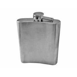 Petaca acero inoxidable 224 ml inox fgoutdoors Inox