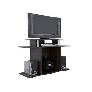 Rack TV 68 x 99 x 40 cm Wengue wengue tuhome Wengue