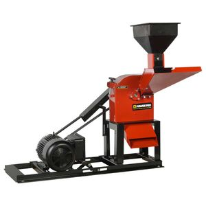 Triturador forrajero 7.5 hp TF1000 Power Pro Rojo