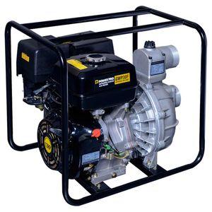 Motobomba gasolina 3 GWP30F alta presión Power Pro Negro