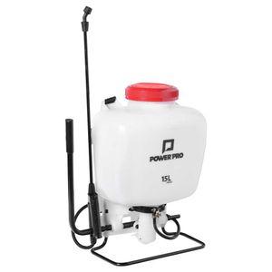 Pulverizador espalda 15 litros PE155S Power Pro Blanco