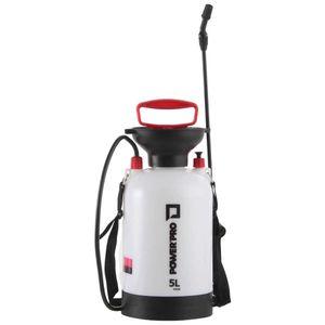 Pulverizador a presión 5 litros PM50 Power Pro Blanco