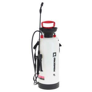 Pulverizador a presión 8 litros PM80 Power Pro Blanco
