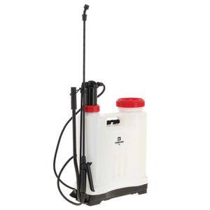 Pulverizador espalda a presión 15 litros PE150 Power Pro Blanco