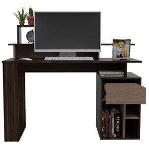 Escritorio Office 9 Habano Tuhome Habano/Miel