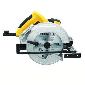 """Sierra Circular 7 1/4"""" 1600W Stanley"""