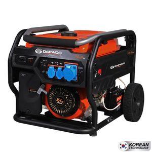 Generador Gasolina GDA11050E DAEWOO