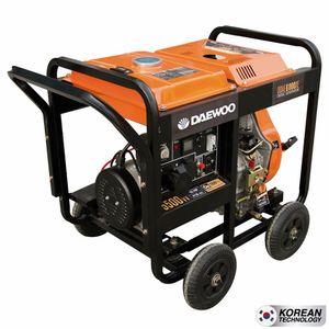 Generador Diesel DDAE6000XE DAEWOO