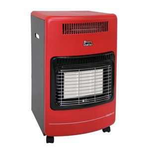 Calefactor Infrarrojo UT GR-6200 ET Ursus Trotter Rojo