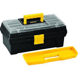 "Caja de Herramientas 14"" Rimax Negro"