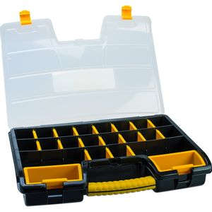 "Caja Organizadora 460 /18"" Rimax Negro"
