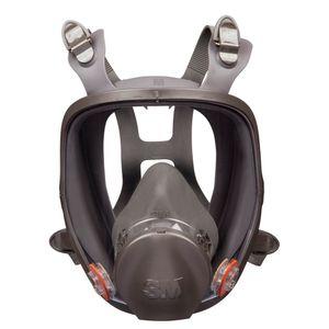 Respirador Mascara Rostro Completo 6800