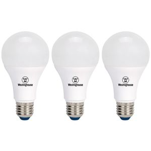 Pack 3 Ampolletas Led Bola A60 7W