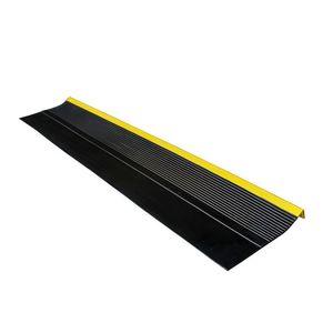 Grada Estriada Negra/Amarilla 1,2 m