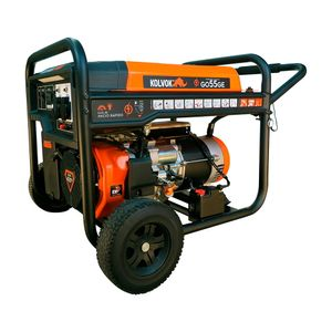 Generador Monofasico GO55GE 5 KVA Gasolina