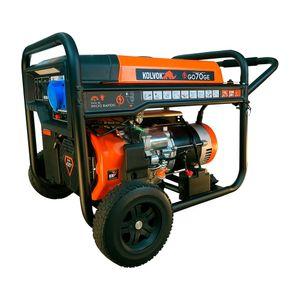 Generador Monofasico GO70GE 6 KVA Gasolina