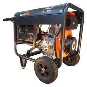 Generador Monofasico GO30D 3 KVA Diesel Kolvok