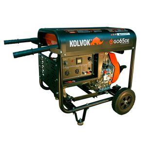 Generador Monofasico GO65DE 6 KVA Diesel