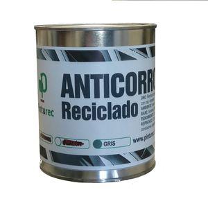 Anticorrosivo Reciclado Satinado Gris 1/4G