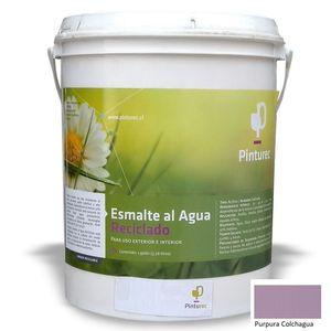 Esmalte al Agua Reciclado Satinado Púrpura Colchagua 1G