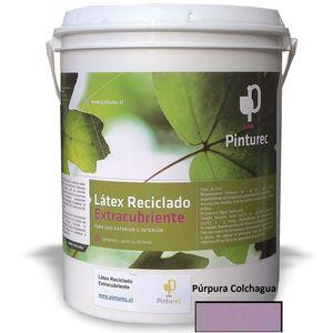 Látex Reciclado Extracubriente Púrpura Colchagua 1G