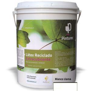 Látex Reciclado Extracubriente Blanco Andino 1G