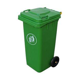 Contenedor Basura 360 LTS Verde