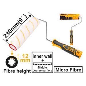 """Rodillo Industrial Microfibra 230 Mm 9"""""""