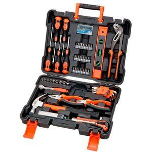 Set 153 piezas herramientas manuales