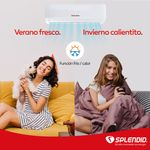 Aire-Acondicionado-SPLIT-ON-OFF-9000-BTU-frio-calor-WIFI-Virus-protect