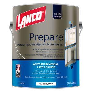 Primer Prepare Superficies Nuevas 1gl Lanco